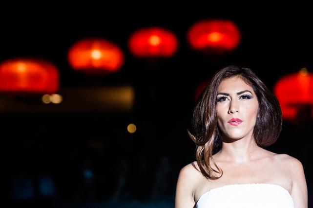 Fotografía de la Gala de Peluquería, Moda y Belleza valenciana
